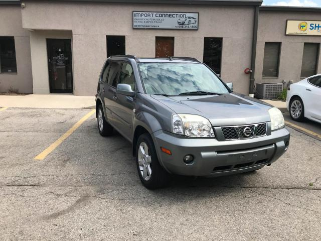 2006 Nissan X-Trail AWD ONE OWNER,NO ACCIDENTS ,MINT CONDITION !