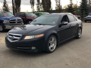 Used 2007 Acura TL W/NAVIGATION PKG for sale in Edmonton, AB