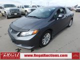 Photo of Grey 2012 Honda CIVIC EX 2D COUPE AT 1.8L