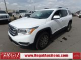 Photo of White 2018 GMC ACADIA SLE2 4D UTILITY AWD 3.6L