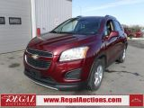 Photo of Red 2015 Chevrolet TRAX 2LT 4D UTILITY AWD