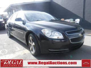 Used 2008 Chevrolet Malibu LT 4D Sedan for sale in Calgary, AB