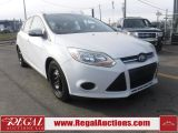 Photo of White 2014 Ford FOCUS  5D HATCHBACK