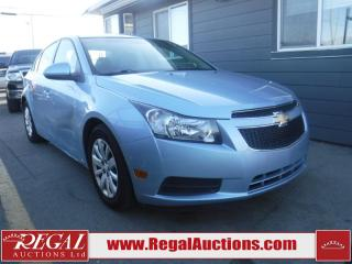 Used 2011 Chevrolet Cruze LT 4D Sedan Turbo for sale in Calgary, AB