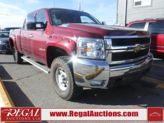 Used 2008 Chevrolet Silverado 2500 LT Crew CAB 4WD for sale in Calgary, AB