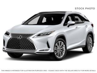 Used 2020 Lexus RX 350 F Sport Series 3 [H] for sale in Edmonton, AB