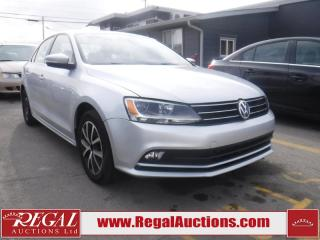 Used 2015 Volkswagen Jetta Comfortline 4D Sedan 1.8 AT for sale in Calgary, AB