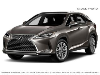 New 2020 Lexus RX 350 F Sport SERIES 2 for sale in Edmonton, AB