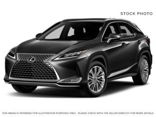 Used 2020 Lexus RX 350 Executive Package [E] for sale in Edmonton, AB