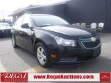 Photo of Black 2011 Chevrolet Cruze