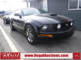 Used 2008 Ford Mustang GT 2D Coupe for sale in Calgary, AB