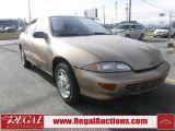 Photo of Gold 1999 Chevrolet CAVALIER LS 4D SEDAN