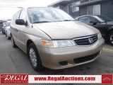Photo of Gold 2002 Honda ODYSSEY LK 4D VAN