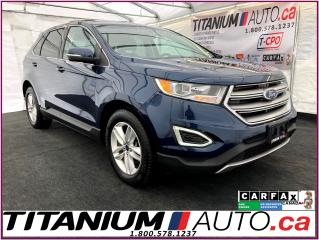Used 2017 Ford Edge SEL+V6+GPS+Camera+Pano Roof+Blind Spot+Leather+XM+ for sale in London, ON