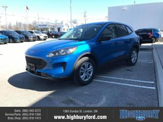 New 2020 Ford Escape S for sale in London, ON