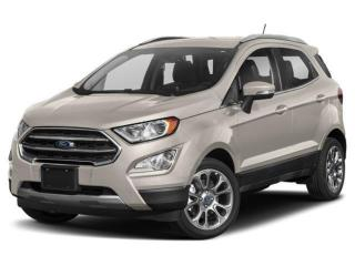 Used 2019 Ford EcoSport SE for sale in Tillsonburg, ON