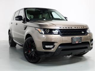 Used 2015 Land Rover Range Rover Sport V8 SC DYNAMIC   PANO   NAVI for sale in Vaughan, ON