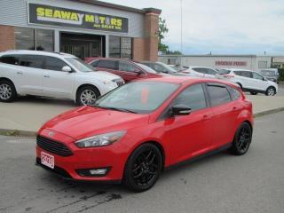 Used 2016 Ford Focus SE Hatch for sale in Brockville, ON