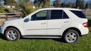 Used 2008 Mercedes-Benz ML-Class ML320 CDI for sale in West Kelowna, BC