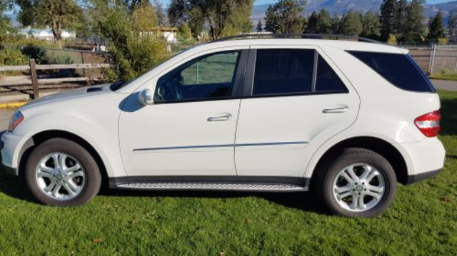 2008 Mercedes-Benz ML-Class ML320 CDI