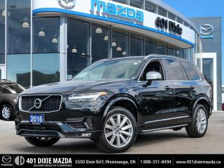 Used 2016 Volvo XC90 NO ACCIDENTS | LEATHER | SUNROOF | HEATED SEATS for sale in Mississauga, ON