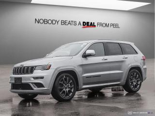 New 2020 Jeep Grand Cherokee Overland for sale in Mississauga, ON