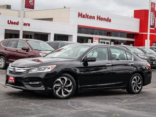 Used 2016 Honda Accord EX-L for sale in Burlington, ON