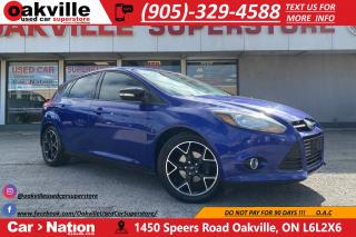 Used 2013 Ford Focus SE | CRUISE | LEATHER | BLUETOOTH for sale in Oakville, ON