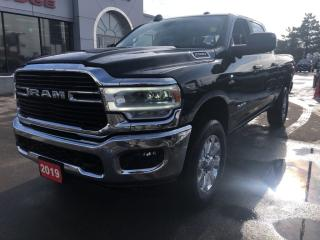 New 2019 RAM 2500 New Big Horn Crew 4x4 Cummins Diesel for sale in Hamilton, ON