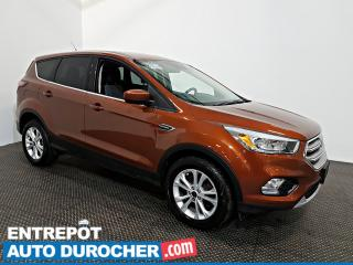 Used 2017 Ford Escape SE AWD Automatique - A/C - Caméra de Recul for sale in Laval, QC