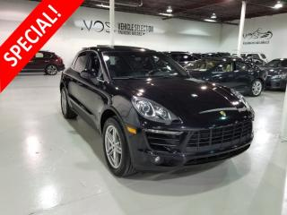 Used 2015 Porsche Macan AWD 4dr S - No Payments For 6 Months** for sale in Concord, ON