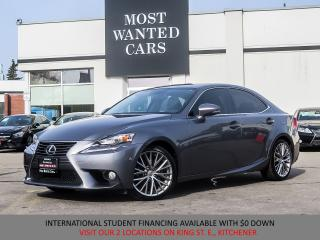 Used 2014 Lexus IS 250 AWD|CAMERA|HEATED/COOLED SEATS|XENON for sale in Kitchener, ON