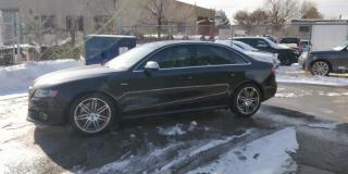 Used 2011 Audi S4 4dr Sdn S tronic for sale in Richmond Hill, ON