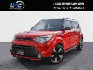 Used 2014 Kia Soul SX LUXURY-LEATHER-BACKUP CAMERA-BLUETOOTH-90KMS for sale in Toronto, ON