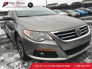 Used 2012 Volkswagen Passat CC | HEATED SEATS | 6 SPEED | for sale in Toronto, ON