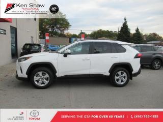 Used 2019 Toyota RAV4 Hybrid AWD Hybrid LE for sale in Toronto, ON