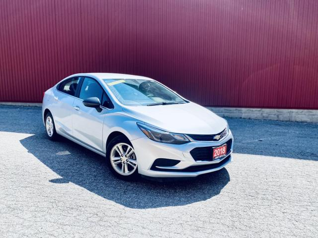 2018 Chevrolet Cruze LT Auto ... ACCIDENT FREE!!! Back Up Camera, Heated Seats