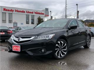 Used 2016 Acura ILX A-Spec - Navigation -  Sunroof - Rear Camera for sale in Mississauga, ON