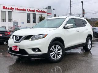 Used 2016 Nissan Rogue SV  AWD - Rear Camera - Bluetooth - Alloy Wheels for sale in Mississauga, ON