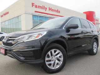 Used 2015 Honda CR-V SE | ECO MODE!! | for sale in Brampton, ON