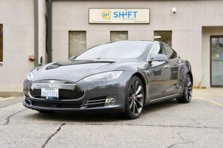 Used 2015 Tesla Model S P85D AUTOPILOT, HIFI, SUB ZERO, CPO, EXECUTIVE REAR SEATING! for sale in Burlington, ON