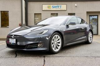 Used 2016 Tesla Model S 90D AUTOPILOT, SUB ZERO, LOW KM, 4YR/80K TESLA CPO WARR! for sale in Burlington, ON