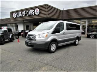 Used 2017 Ford Transit T-150 XLT 8-PASSENGER for sale in Langley, BC