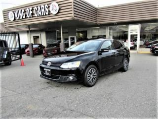 Used 2013 Volkswagen Jetta TDI - HIGHLINE NAVIGATION for sale in Langley, BC