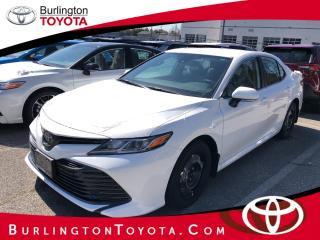New 2020 Toyota Camry LE Auto for sale in Burlington, ON