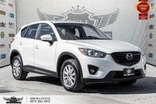 Used 2015 Mazda CX-5 GS, AWD, BACK-UP CAM, SUNROOF, HEATED SEATS, PUSH START for sale in Toronto, ON