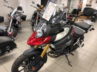 Used 2016 Suzuki V-Strom 1000 ABS Adventure for sale in Mississauga, ON