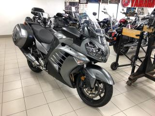 Used 2016 Kawasaki Concours 1400 ABS Sport for sale in Mississauga, ON