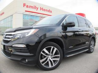 Used 2017 Honda Pilot Touring | APPLE CAR PLAY!! | for sale in Brampton, ON