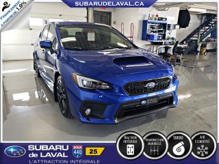 Used 2018 Subaru Impreza WRX Sport-tech BM for sale in Laval, QC